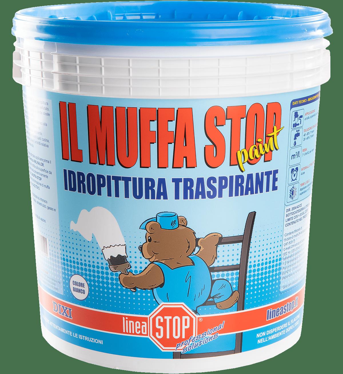 MUFFA STOP PAINT Image